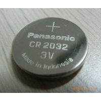 Panasonic松下CR2032纽扣电池3V一次性电池