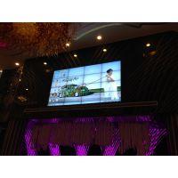 厂家特价成都55英寸拼接大屏幕电视墙 酒吧液晶拼接
