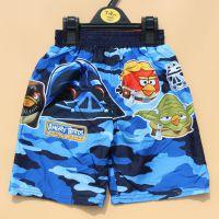 欧美出口品牌夏季童装儿童沙滩裤短裤 外贸原单男童中大童裤批发