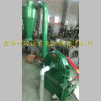 瑞诚机械供应自吸式玉米饲料粉碎机 多功能齿爪式饲料粉碎机