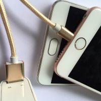 elice纯铜芯充电线原创文艺iPhone6苹果安卓手机数据线礼品定制深圳龙华