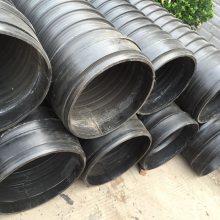 大口径钢带增强排污管性能特点