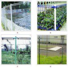 旺来 人行道隔离护栏 道路护栏厂家 绿色隔离网