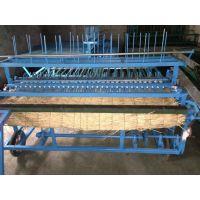 秸秆编织机批发市场 全新型高科技多针头草帘机价格 鼎信草帘机型号