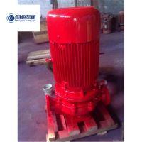 XBD13.5/20G-L-100-350A泵进行长期运行后,由于机械磨损,使机组噪音及振动增大时,