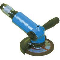 SXJ125x110°气动角向磨光机, SXJ125x110°气动角磨机
