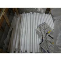 进口pom棒德国MBH品牌防静电聚甲醛塑料棒材 阻燃POM棒白色