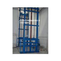 厂家供应单缸双跨导轨式升降机|升降货梯可定制