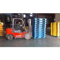 供应湖南田字型1111塑料托盘动载1吨