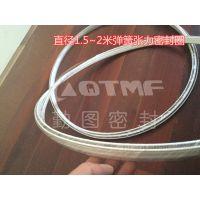 大规格泛塞封 弹簧蓄能密封圈 可做到直径1.5米泛塞圈