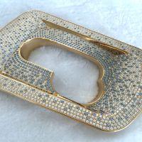 五金电镀厂 专业表面处理 ***品电镀加工 镶钻镀金