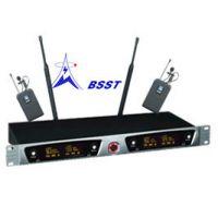 BSST真分集双通道无线手持话筒电话010-62472597