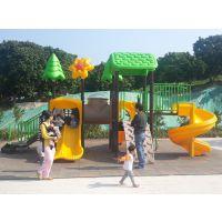 珠海儿童滑梯生产厂家 工程塑料儿童乐园环保***儿童开心玩耍