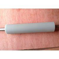 温州制辊厂,加工定制各类铁心包胶滚筒,耐高温260度以上硅胶辊