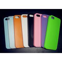 热转印DIY手机壳 苹果手机素材壳/苹果手机保护套/手机壳批发