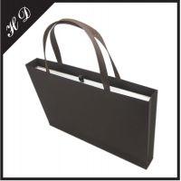 高档精美围巾包装盒 创意抽屉式丝巾包装纸盒 简约大气手提袋礼盒