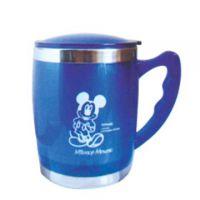 供应广告杯子不锈钢杯设计批发厂家直销