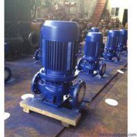 供上海孜泉泵业厂家直销IRG50-160管道离心泵、热水循环泵系列