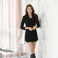 华衣谷新款职业女装外套定做厂家直销工作服行政女外套OL正装西装外套。
