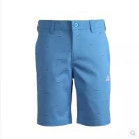 阿迪男士运动短裤