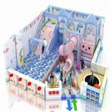 临沧儿童淘气堡加盟室内儿童乐园翻新改造新款儿童乐园设计安装