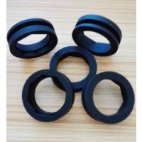 YF0924定做硅橡膠異形件硅膠密封圈-廠家