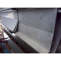 宝钢房顶天沟不锈钢水槽