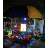 海豚秋千小飞鱼宝宝摇椅 电动旋转秋千鱼广场玩具 儿童单人塑料秋千座椅