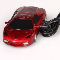 GPS导航仪 车载GPS导航仪 兰博基尼车模 一键升级