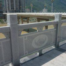 石雕栏杆的发展趋势 户外石材防护栏 专业的雕刻厂家