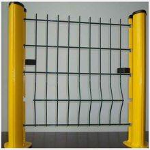 小区锌钢护栏 护栏网隔离栅 施工防护栏报价