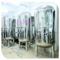 中山市大型304不锈钢过滤机械罐 造纸厂净水专用 品质保证 价格实惠