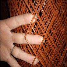 喷漆钢板网 压平钢板网 建筑钢笆网片