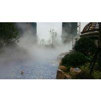 湖南江西旅游区人工造雾景观设备
