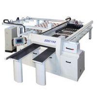 江苏木工设备厂家、全数控电子锯、机械手全自动电子开料锯、优化软件自动排版数控往复锯