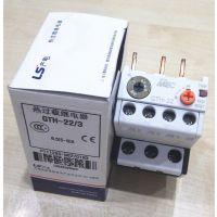 LS产电 MEC 热过载继电器 热继 热继电器GTH-22/3 5-8A