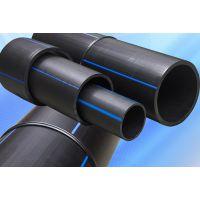 培达塑料pe给水管定制 全新料pe实壁管订制 给水管hdpe管材厂家直销 pe100给水管生产厂家
