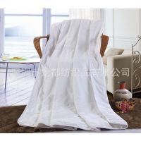 供应天丝夏被批发 纯棉缎条蚕丝被 莫代尔提花蚕丝被 夏天空调被促销