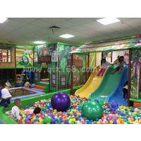 室内儿童乐园需要投资多少钱