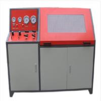 消防水带爆破试验台 可选计算机控制盒手动控制济南海德诺