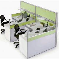 开源办公家具办公桌 简约现代时尚办公桌 屏风隔断 组合电脑职员工作位