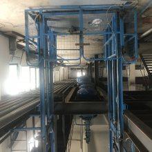 温州厂房车间固定式升降台 导轨式升降台厂家 十大品牌之一AG8游戏平台牌