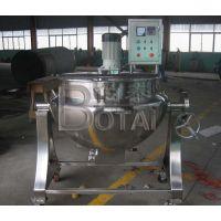 100-1000L电加热 蒸汽 可倾式夹层锅 立式夹层锅