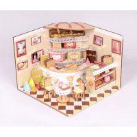 欢乐拼图-BM523创意DIY系列凯奇蛋糕店