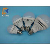 3W5W7W9W led声光控球泡 LED感应灯泡 走廊声光控灯泡