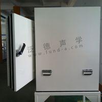 泛德声学 为小米科技定制消声箱 消音箱满足手机配件测试要求