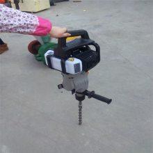 富兴牌 小型冲击夯 汽油冲击镐 便携式破碎锤