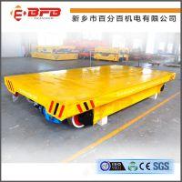 终结叉车时代代替传统搬运新品电动轨道蓄电池平板地爬车