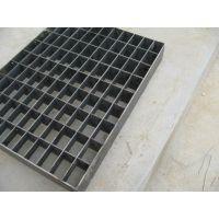 热镀锌钢格板 楼梯踏步板 发电厂钢格板 楼梯踏步板钢格结构