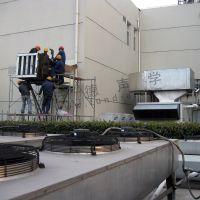 动力设备噪声治理 为上海超级计算中心提供大型风机降噪工程 噪音处理 隔声 吸声 隔音 振动控制 消声